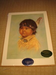Dorothy Francis - Little Beaver Signed Limited Edition Print