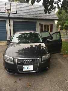2007 Audi A3 Sport Hatchback - Fast, excellent on GAS and clean.