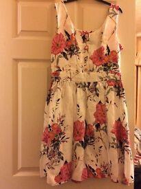 Next side zip dress