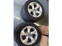 Bmw 320d 2012 Efficient Dynamics alloy wheels 16 inch alloys