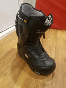 Burton Carbon C-60 Bindings and Ruler Boots