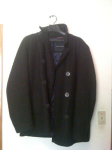 Tommy Hilfiger Peacoat !! Great Condition !!