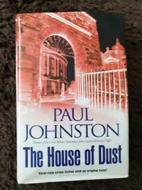 ** BOOKS ADDED** Paul Johnston bundle of books (5)