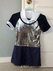 Girls holiday Sparkle dress. Brand new!
