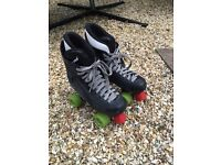 Ventro pro roller boots size 5