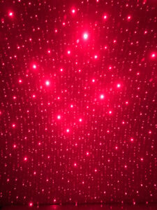 BLISSLIGHTS SPRIGHT SMART FIREFLY LASER PROJECTOR (RED) - FJN