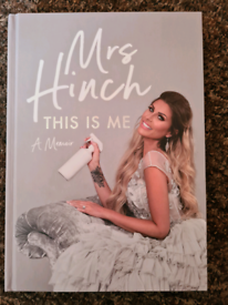 """Mrs Hinch This is Me A Memoir"" book"