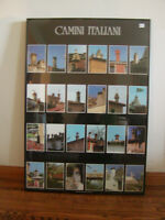 PICTURE FRAME WITH VIEWS OF CAMINI'S OLD ROOFS - ITALY