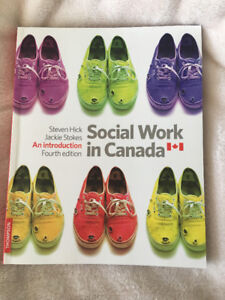 Social work in Canada 4th edition textbook