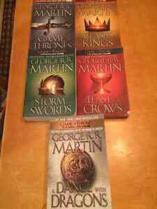 Game of Thrones 5-book Boxed Set Regina Regina Area image 1