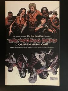 Walking Dead Compendium 1 (First 8 Graphic Novels)