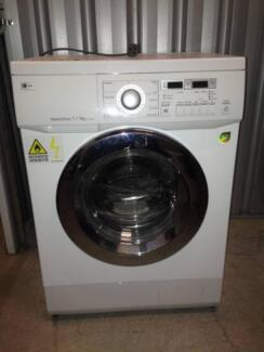 LG 7kg Combined Washing Machine & Dryer - WD-1438RD Newcastle 2300 Newcastle Area Preview