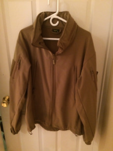 Condor Men's Summit Soft Shell Tactical Jacket. New without tags