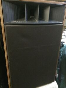 Speakers - 160 Watt /15 inch Wolfer