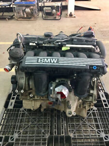 2011 BMW 3L N52 Engine