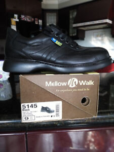 Safety shoes size 9 & 8.5