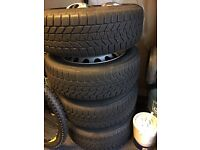 MINI Steel Wheels and Winter Tyres