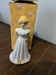 """""""Growing up"""" Age 13 Doll figurine"""