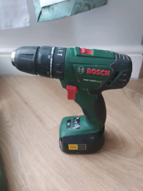 Bosch cordless hammer drill driver