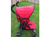 Pushchair/buggy - Red Kite