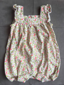 Baby Gap Shorty One-piece 6-9 Months