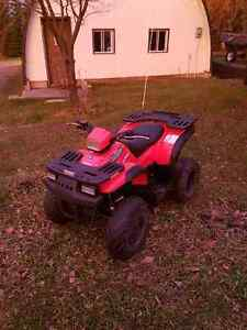2002 Polaris Sportsman 90 cc