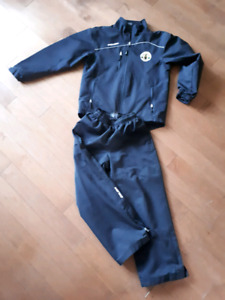 Chebucto hockey track suit