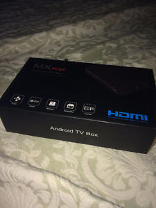 NEW Android TV Box For SALE