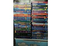 Large collection of 57 Disney DVD's including boxsets & special editions all R2