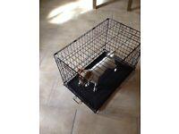 Puppy dog crate