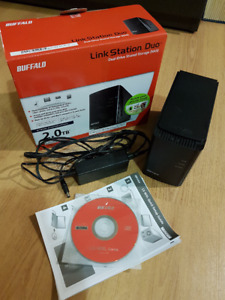 NAS Buffalo série LinkStation Duo