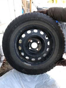 Winter tires 185/65 R14