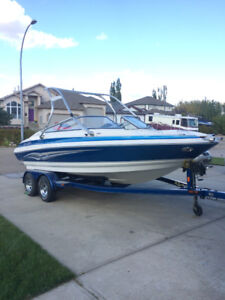 20 ft Wake Board Boat.  2008 Larson 208 LXI 139 hrs Price Reduce