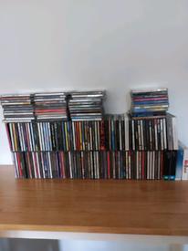 150 Cds Various Rock, pop, Soul, Dance, Box sets