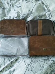 Lot of 4 first class amenity bags $40 for all
