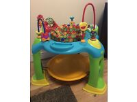 Oball bounce o bunch activity centre - excellent condition