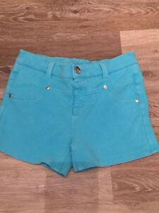 SZ 16 GIRLS JUSTICE SHORTS-$5 TAKES THEM