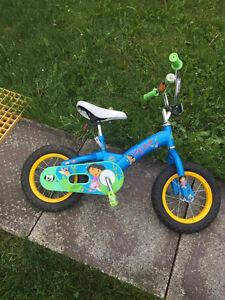 Dora the Explorer Children's Bike