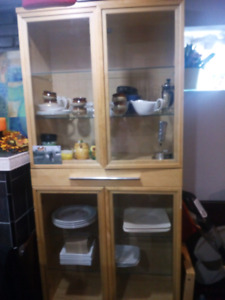 Dining room hutch/storage