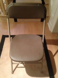 Folding Chairs, for Indoor or Outdoor (8) - As New