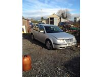 Bora for parts good panels etc 1.9tdi