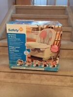 Safety 1st 5 stage feeding seat/ booster seat