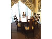 Dining table , Display Unit, Side cabinet
