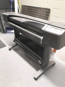 42inch large format HP Inkjet Printer 800PS