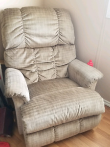 Recliner & Couch