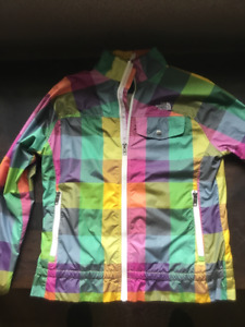 Multicolour North Face Jacket
