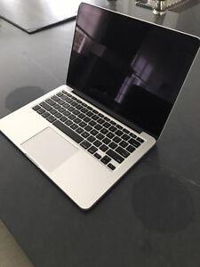 "Mid 2014 MacBook retina 13"" 128gb Ssd 8gb ram Canterbury Canterbury Area Preview"