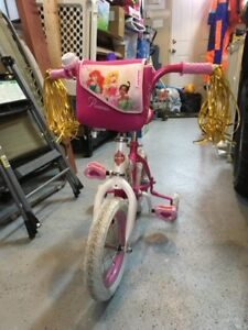 Princess Bike Excellent Condition 12 inch