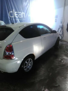 Hyundai accents 2008 manuelle