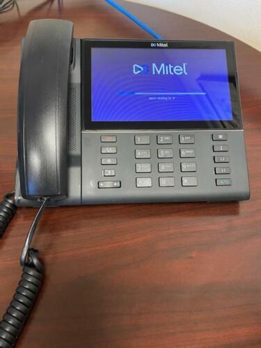 Open Box Mitel 6873i SIP Phone